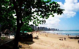 As melhores praias de Fortaleza