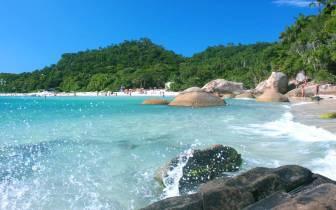 Que tal passar um final de semana na Ilha do Campeche?