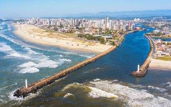 Cinco praias para conhecer no Rio Grande do Sul