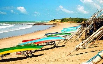 Touros-RN: locais para visitar nesta calmaria praiana