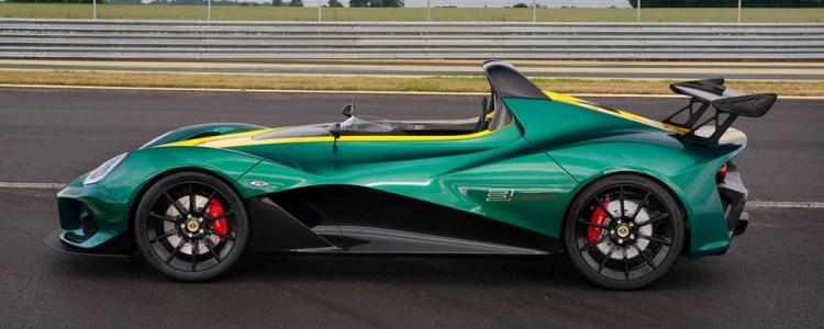 The Lotus 311 - 3 Eleven