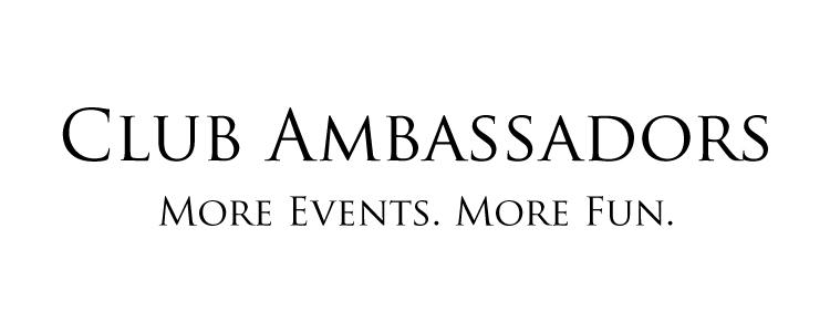 Club Sportiva ambassadors