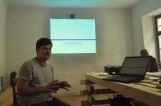 Atelierul începe cu o prezentare a patrimoniului de la Roşia Montană aşa cum este acesta văzut şi evaluat de ARA