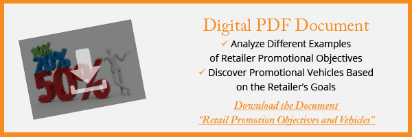 """PDF Document """"Retail Promotion Objectives and Vehicles"""" from Category Management Knowledge Group"""