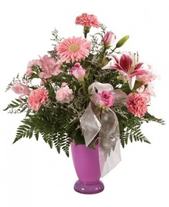 Power of Pink bouquet