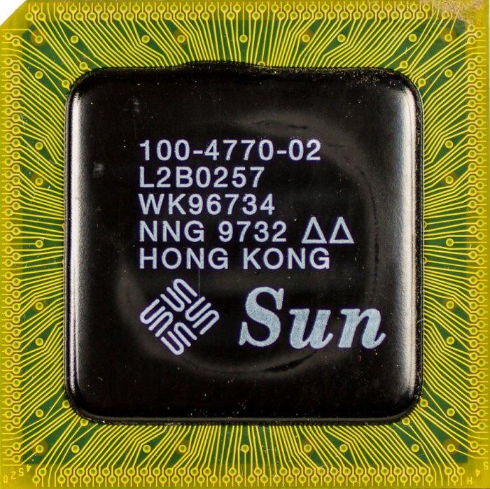 Sun Graphics Chip L2B0257