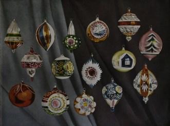 german glass christmas ornaments