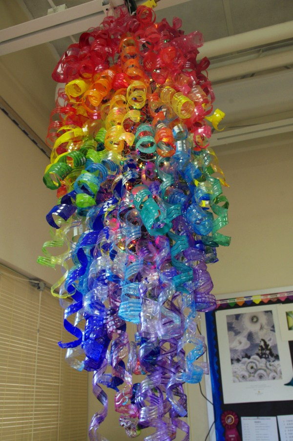 Tonawanda Students Inspired Chihuly Glass