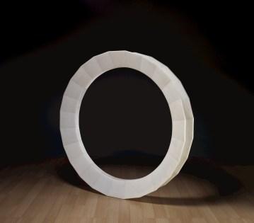 Circular Object One, Daniel Clayman (American, b. 1957), United States, RI, East Providence, 2003. 2009.4.72
