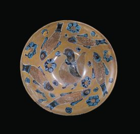 Bowl, probably Egypt, 900-1099, Gift of Lyuba and Ernesto Wolf, 99.1.1.