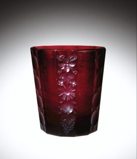 Beaker, probably 1725-1750, Gift of The Ruth Bryan Strauss Memorial Foundation, 79.3.574.
