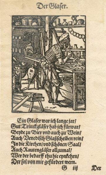 Der Glaser, CMGL 137100