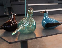 Some of Juha and Helena's work created at CMoG