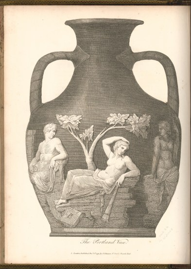 Engraving of the Portland Vase