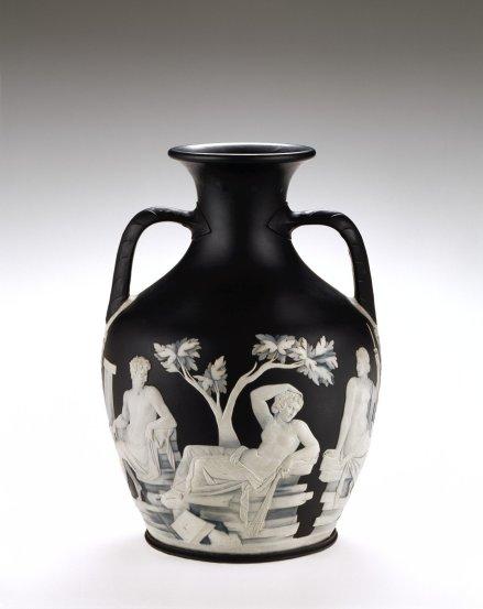 Copy of the Portland Vase
