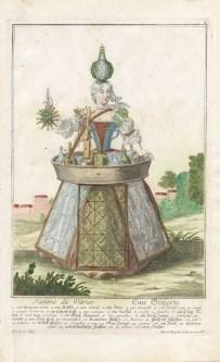 Femme de vitrier/Eine Glaserin
