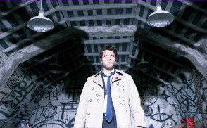 The Angel Castiel