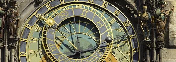 Prague Astronomical Clock, 1410
