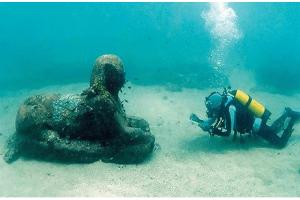 sphinx in bahamas - hoax