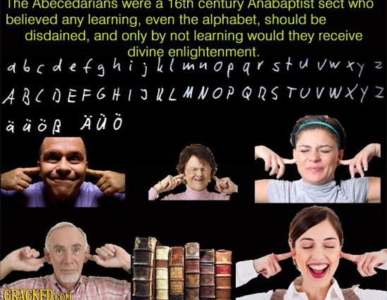 abecedarians