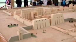 Model of the Temple at Karnak