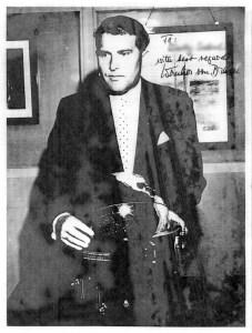 Autographed Photo of Wernher von Braun