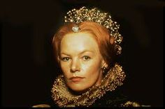 Glenda Jackson as Elizabeth in Elizabeth R