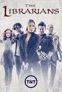 The Librarians on TNT promotional Poster