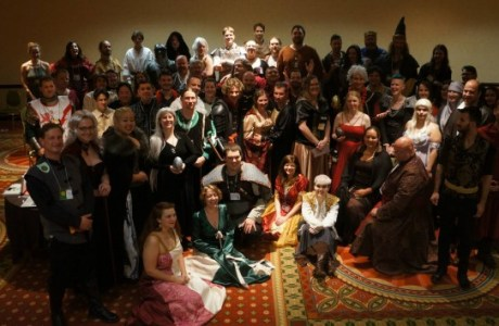 Game of Thrones LARP Gen Con 2015
