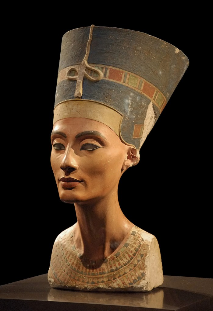 Ancient Bust of Nefertiti