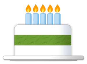 CoachAccountable's coaching software is 5 years old!