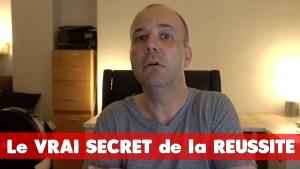 COACHING David KOMSI : Vidéo 23 - Quel est le vrai secret de la réussite ?