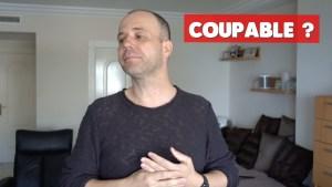 COACHING David KOMSI : Vidéo 26 - Vous sentez-vous coupable ?