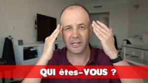 COACHING David KOMSI : Vidéo 29 - Vous connaissez-vous vraiment ?