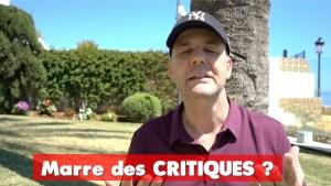 COACHING David KOMSI : Vidéo 9 - Pourquoi est-ce que les gens vous critiquent
