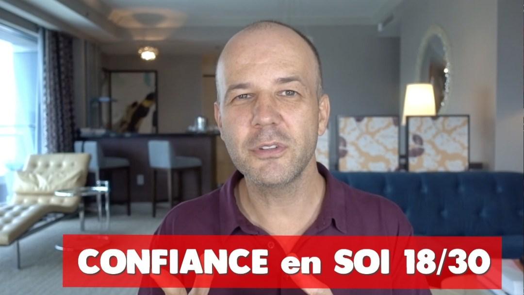 Confiance en soi David Komsi - vidéo 18/30