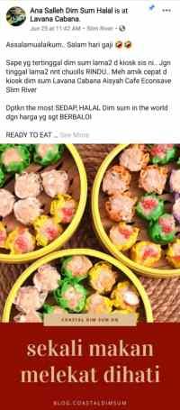 Facebook Page Puan Sharifah