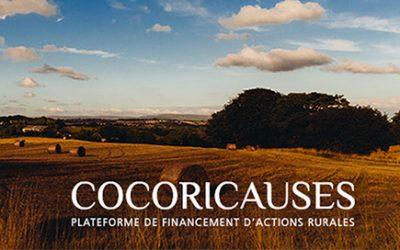 COCORICAUSES : La plateforme de financement participatif innovante !