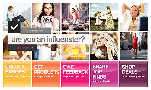 Are you an Influenster?