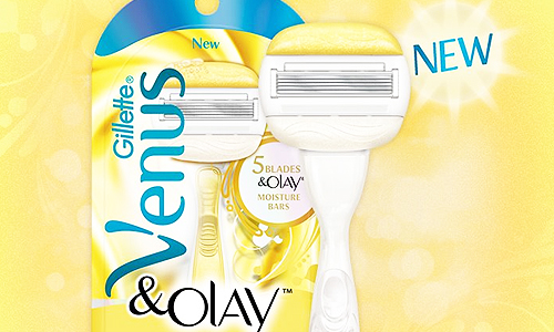 Gillette Venus & Olay Razor