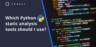 Which python static code analysis tools should I use?