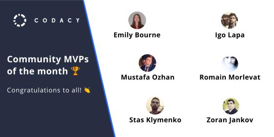 community mvp