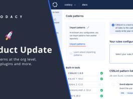 Codacy July Product Updates