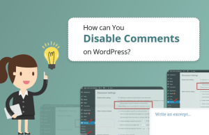 How to disable Comments on WordPress Blog