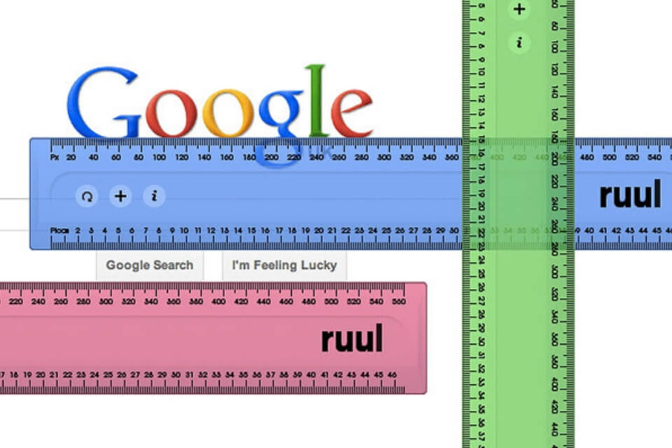Designers rulers chrome extension - codedthemes
