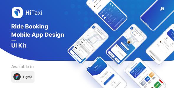hitaxi - Figma Design System