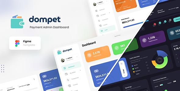 dompet - Figma Design System