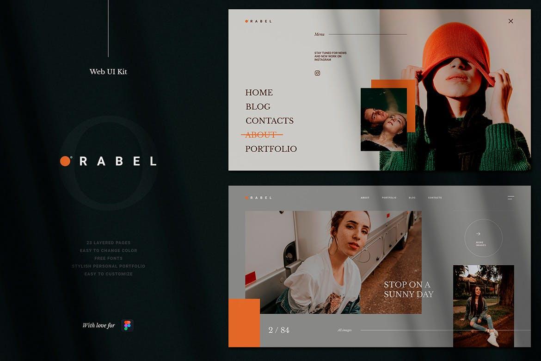 orabel - Figma Design System