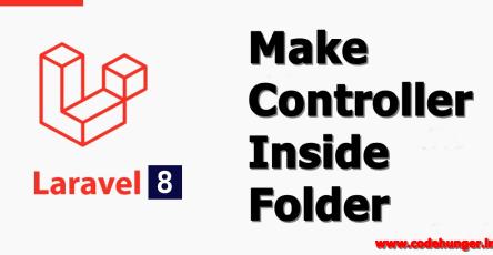 make-controller-inside-folder