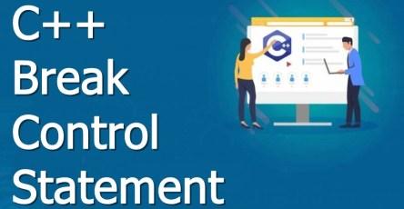 c-plus-plus-break-control-statement